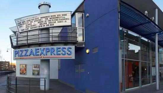Pizza express ilford