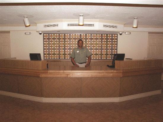 La Quinta Inn Waco University: Lobby