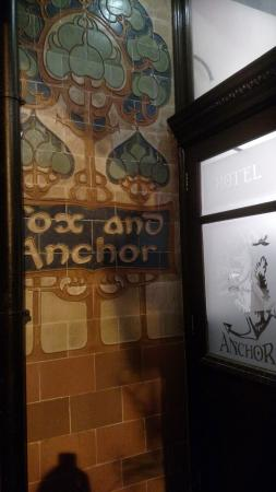 Fox & Anchor : I feel like this place has been here a while...