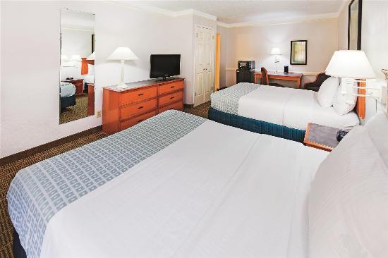 La Quinta Inn College Station: Guest Room
