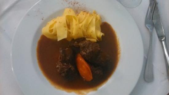 Chez Erica : bœuf façon carottes