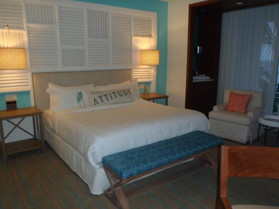 Margaritaville Hollywood Beach Resort Ocean View Room