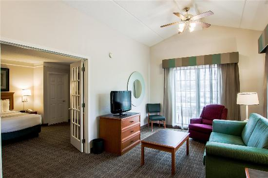 La Quinta Inn Lexington : Guest Room