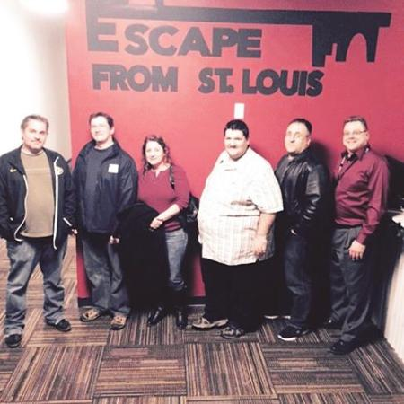 Maplewood, มิสซูรี่: Great Circle Escapes St. Louis