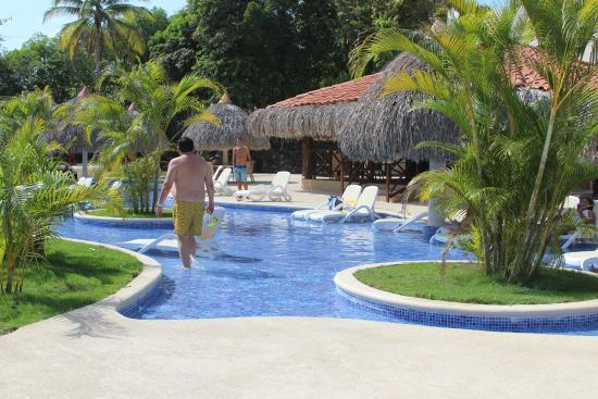 Bluebay Coronado Golf Beach Resort Piscina Prinl