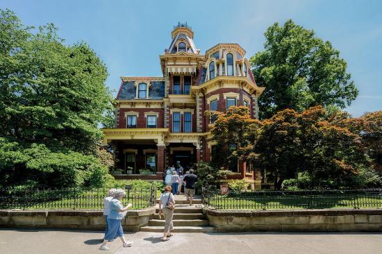 Parkersburg, WV: Julia-Ann Square Historic District