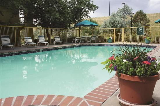 La Quinta Inn Denver Westminster Mall: Pool