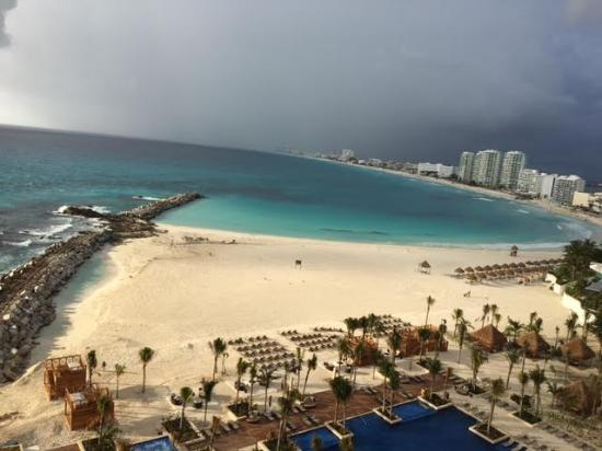 Hyatt Ziva Cancun View From Room