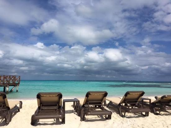 Hyatt Ziva Cancun Beach 1 By The Ocean