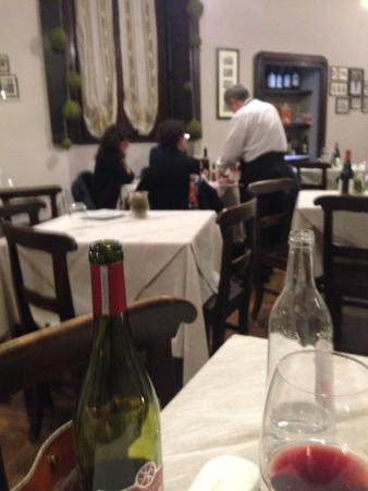 Comerio, Itália: Restaurante