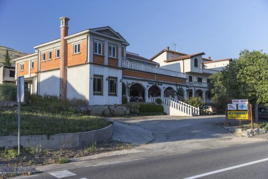 Grebastica, Croacia: Ristorante Stari Sibenik