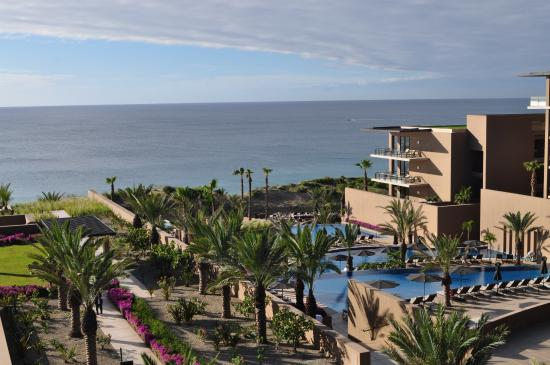 Jw Marriott Los Cabos Beach Resort Spa View From Our Room S Balcony