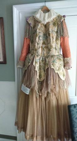The Three Houses Inn: costume from The Merry Wives of Windsor