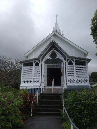 Honaunau, Hawaï : Front View