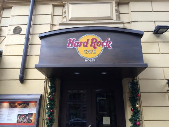 images of hard rock cafe rome rome restaurant pictures. Black Bedroom Furniture Sets. Home Design Ideas