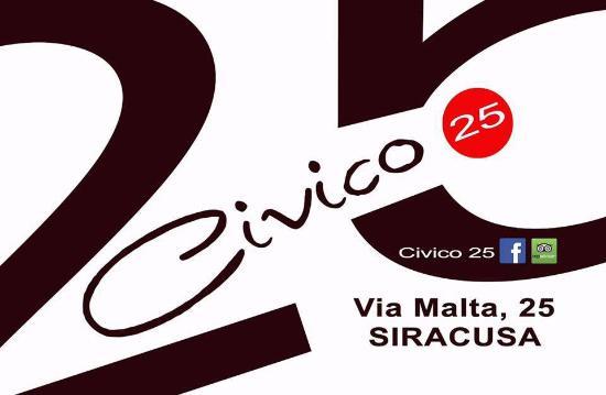 Civico 25