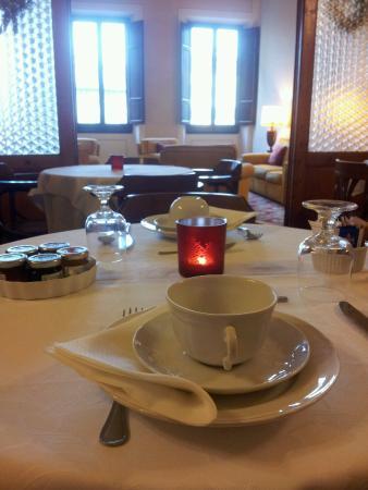 Relais Uffizi: colazione
