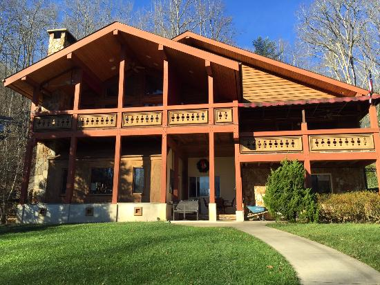 The Chalet Inn Bed & Breakfast : Beautiful.