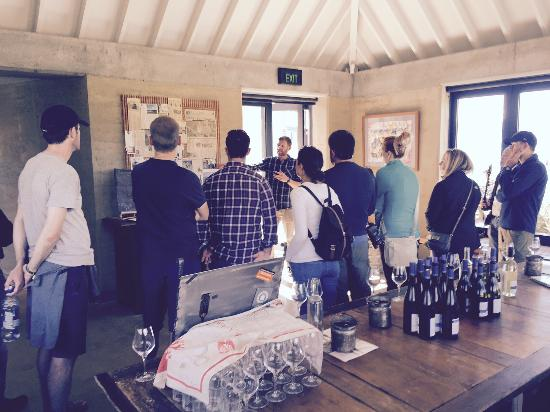 Rippon Vineyard: Rippon's Cellar Door