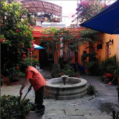 Hotel Posada del Centro, Oaxaca