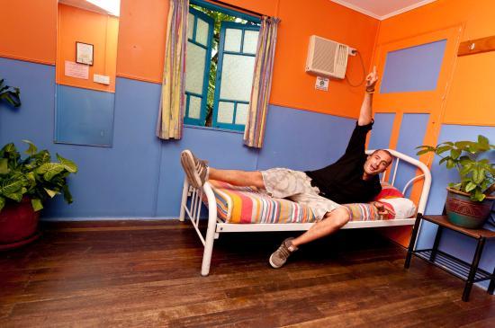 รีสอร์ทคาลิปโซอินน์แบ็คแพ็คเกอร์ส: Single Room
