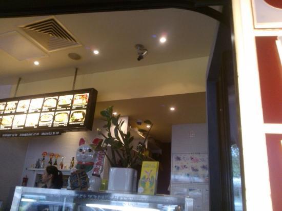 Ginga Japanese Restaurant: Take-away Counter Ginga
