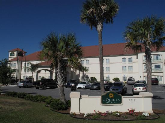 La Quinta Inn & Suites Panama City Beach: Exterior