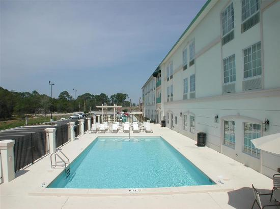 La Quinta Inn & Suites Panama City Beach: Pool
