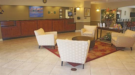 La Quinta Inn & Suites Panama City Beach: Lobby