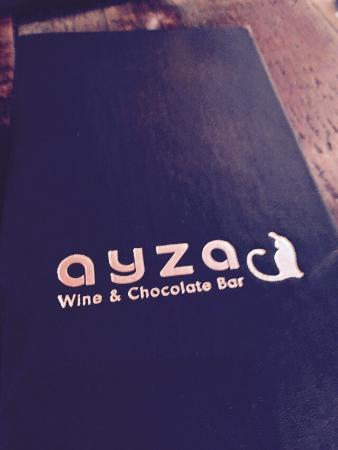 ‪AYZA Wine & Chocolate Bar‬