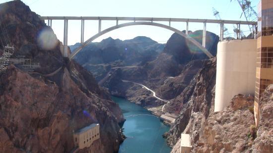 Hwy 93 Bridge Dec 2015 Picture Of Hoover Dam Bypass Las Vegas Tripadvisor