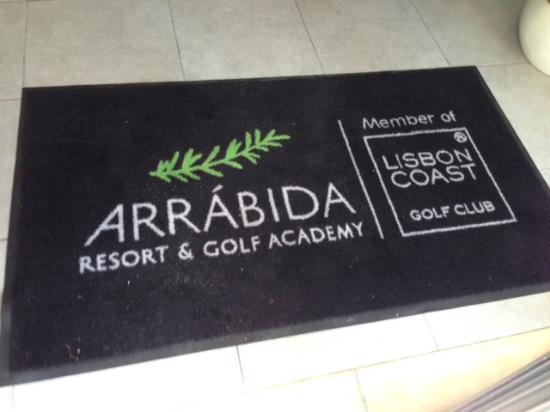 Palmela Village Golf Resort: tapete da recepção