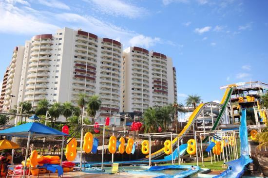 Royal thermas resort spa olimpia brasile prezzi 2018 for Piscina olimpia prezzi