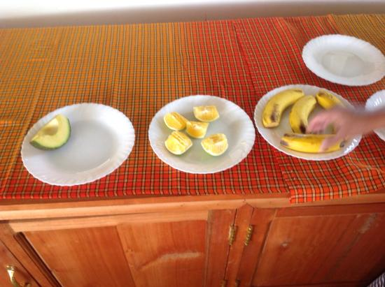 Tumaini Cottage : Breakfast