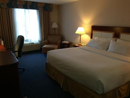 Holiday Inn Express Hotel & Suites Belleville: Executive King Room
