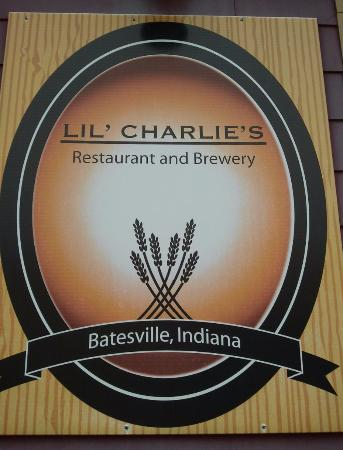 LiL' Charlies Restaurant and Brewery : Lil' Charlies - Batesville, Indiana