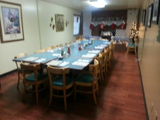 West Richland, WA: Banquet Room for 20-30 peoples