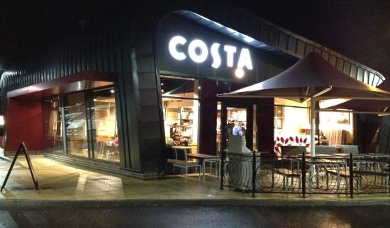 Costa Coffee Banbury