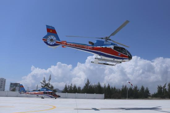 Vietnam TravelMart - Helicopter Tours