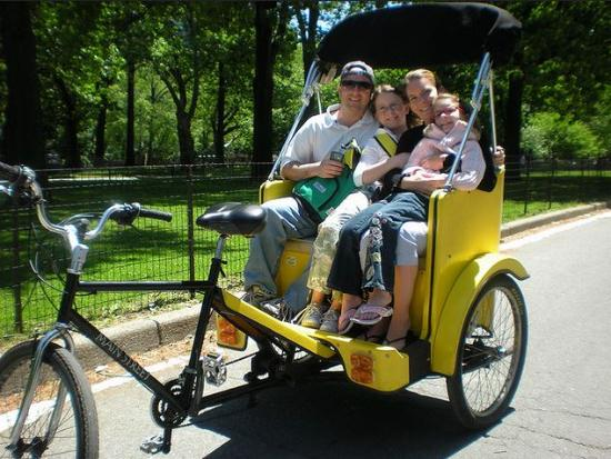 Central Park Tours by Penguin Tours