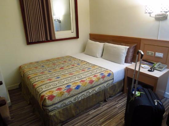 Hotel Lo Fu: Kamar