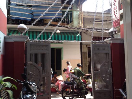 Cat Huy Hotel: photo0.jpg