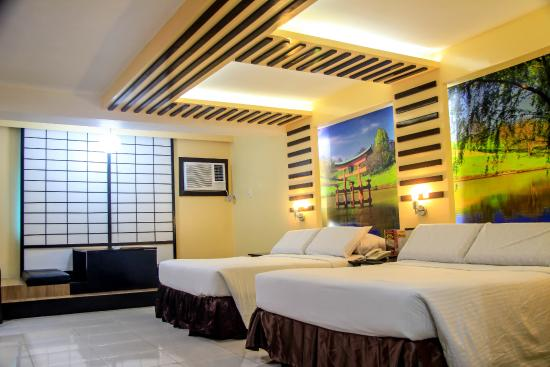 Hotel Sogo: Family room