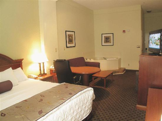 La Quinta Inn & Suites Kerrville: Guest room
