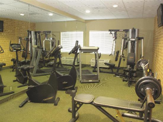 La Quinta Inn & Suites Kerrville: Health club