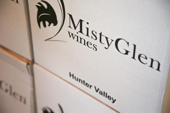 Misty Glen Wines: misty glen