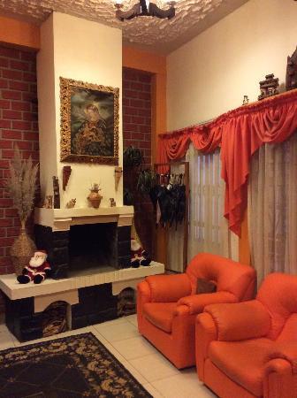 Suites Antonio's: Reception of Antonio Hotel