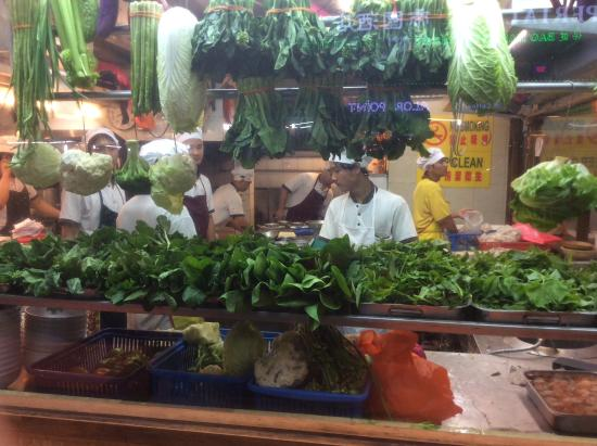 Chefs Busy In The Kitchen Picture Of Restoran Dragon
