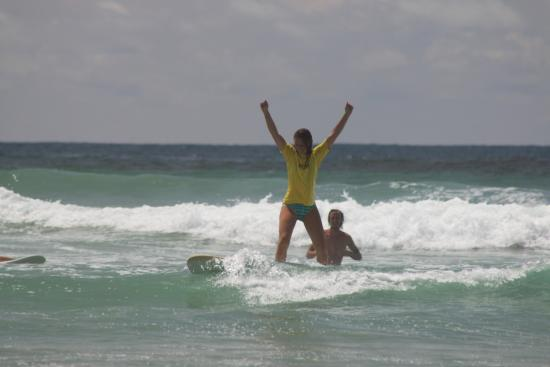Lucero Surf Retreats: Success!