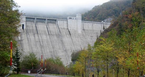 Satsunai-river Dam